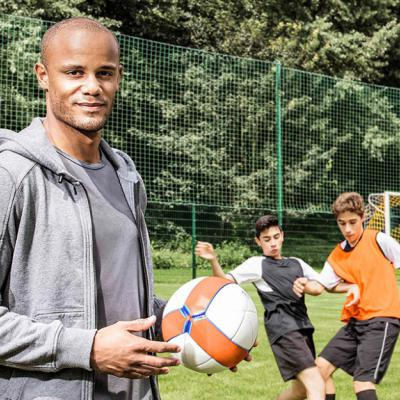 ING Football, Vincent Kompany